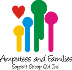 Amputees And Families QLD Logo