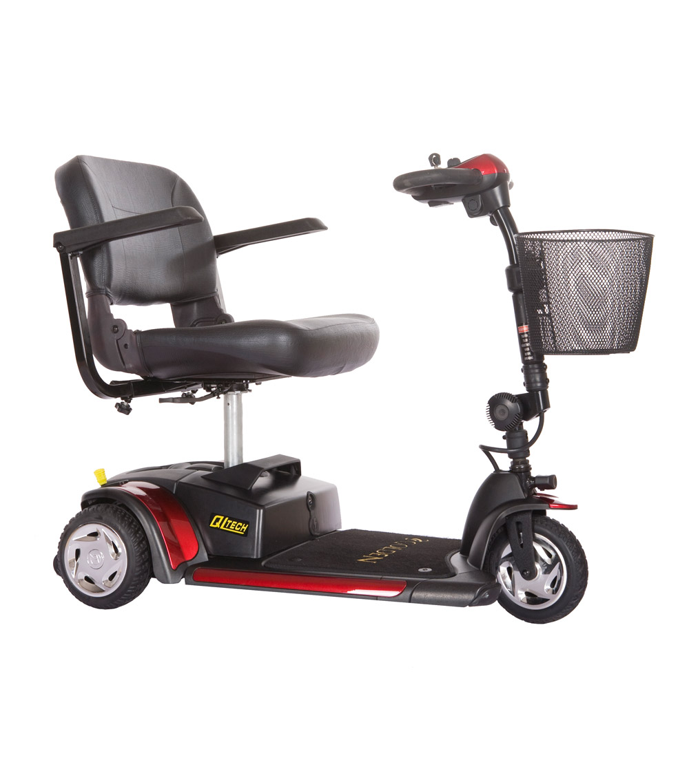 Monarch Buzz 4 Collapsible Mobility Scooter