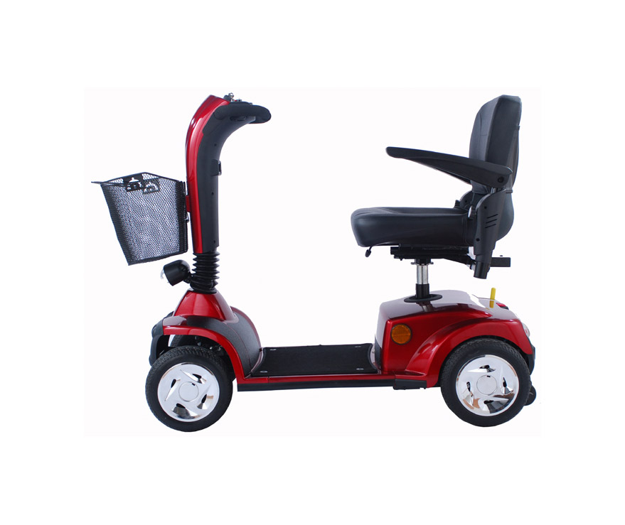 Monarch GCH440 Mobility Scooter Side View