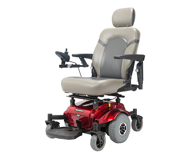 Monarch GP650 Powerchair