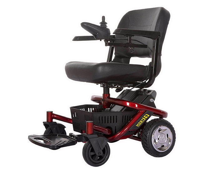 Monarch Literider Portable / Collapsible Powerchair
