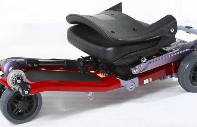 Luggie Elite Folding Scooter