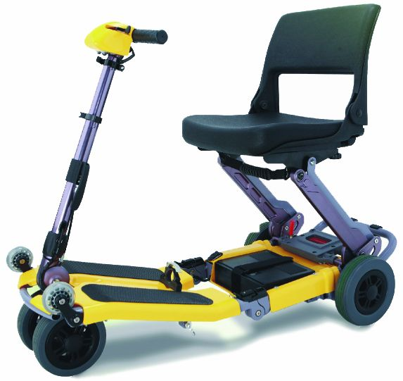 Luggie Standard Portable Mobility Scooter