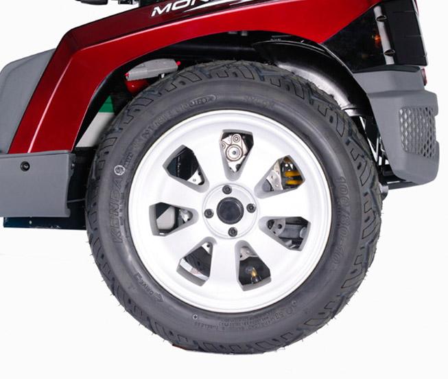 Monarch Royale 3 Back Wheel