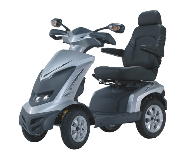 Monarch Royale 4 Wheel Mobility Scooter