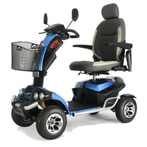 Monarch Tesla II All-Terrain Mobility Scooter