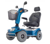 Wrangler Scooter Blue Mobility Scooter