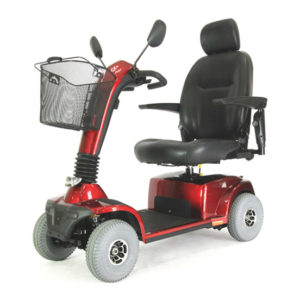 Monarch Zener Mid-Sized Mobility Scooter