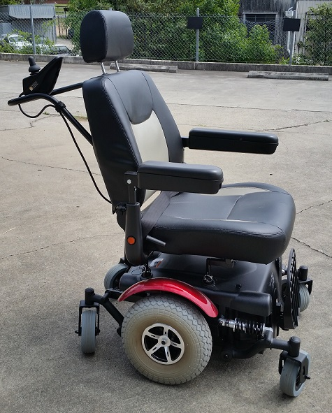 Used Merits Maverick 12 Powerchair