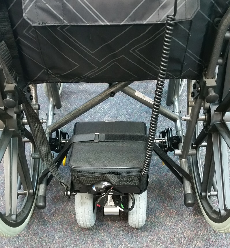 Power Assist for Manual Wheelchair