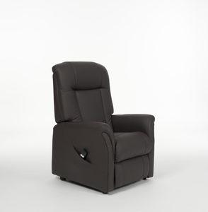 Redgum Ontario Dual Motor Rise & Reclining Arm Chair