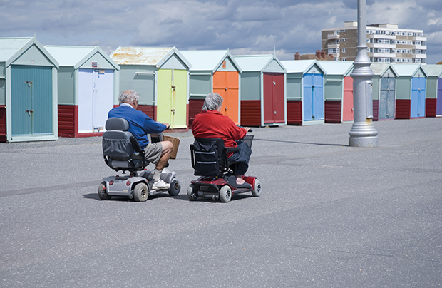 Elysium Mobility Scooters In The UK