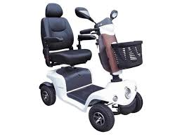 Merits Fende S946 4 Wheel Mobility Scooter