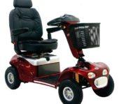 Shoprider Rocky 6 (thin wheel and wide wheel)