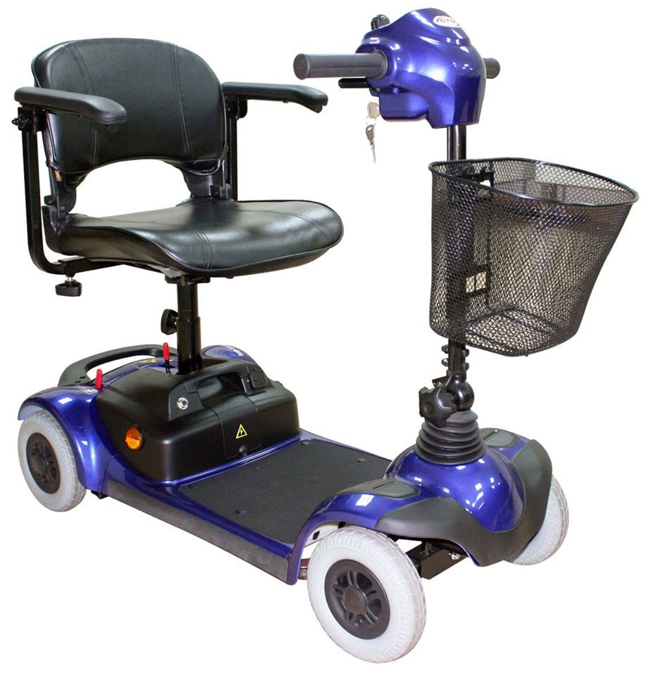 CTM  HS 295 Advanced Mobility Scooter
