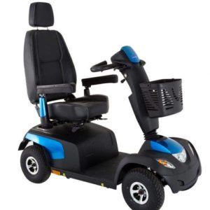 Invacare Comet Alpine+ All-Terrain Mobility Scooter