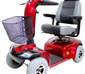 CTM HS-559 Mid Range Mobility Scooter