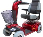 CTM HS-558 Mid Range Mobility Scooter