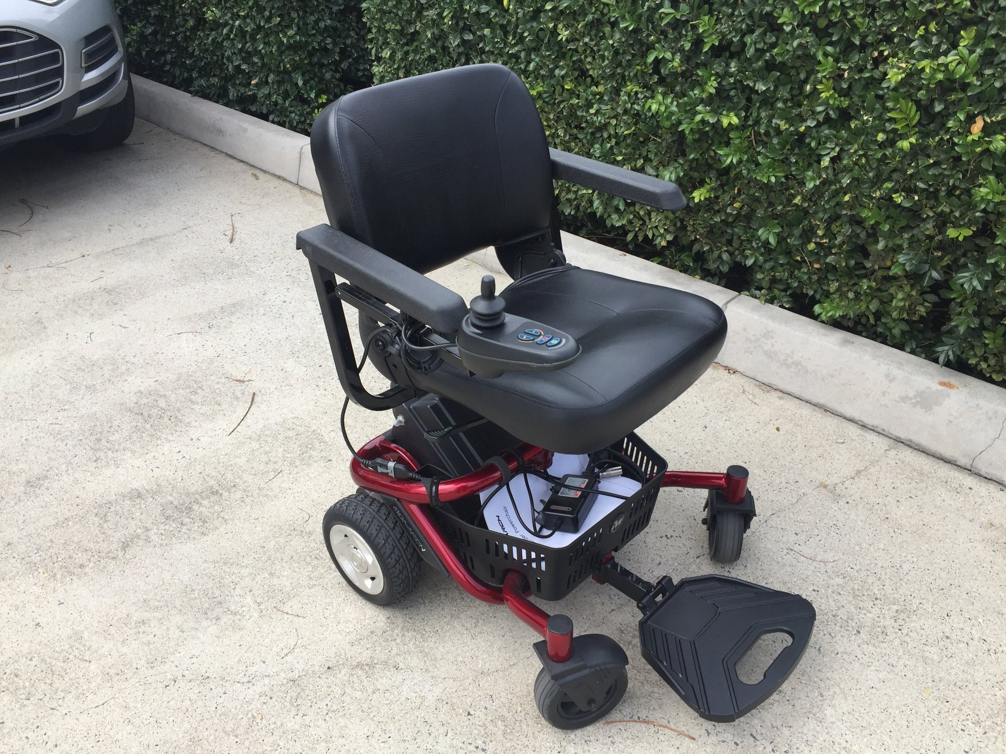 Pre-Owned Monarch Literider Power Chair