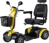 Merits ECO 745 Plus 4 Wheel Scooter