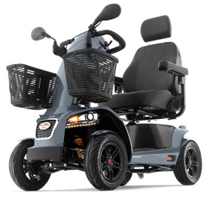 Freerider FR1 All-Terrain Rugged Mobility Scooter