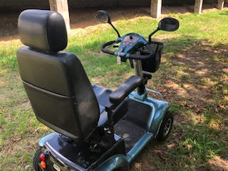 Second Hand Activecare Prowler Mobility Scooter