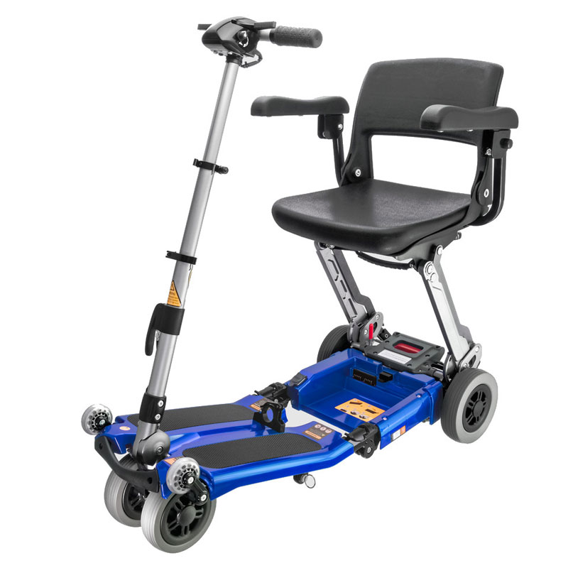 Luggie Elite Portable Mobility Scooter