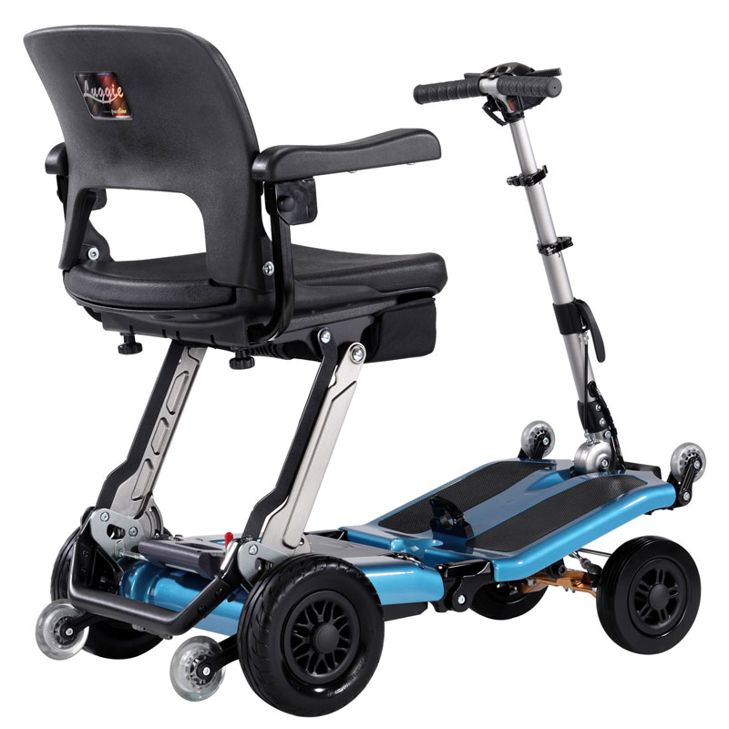 Luggie Super Deluxe Portable Mobility Scooter