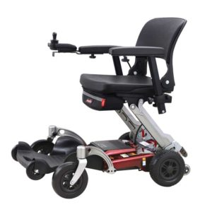 Luggie TravelRider Portable Powerchair
