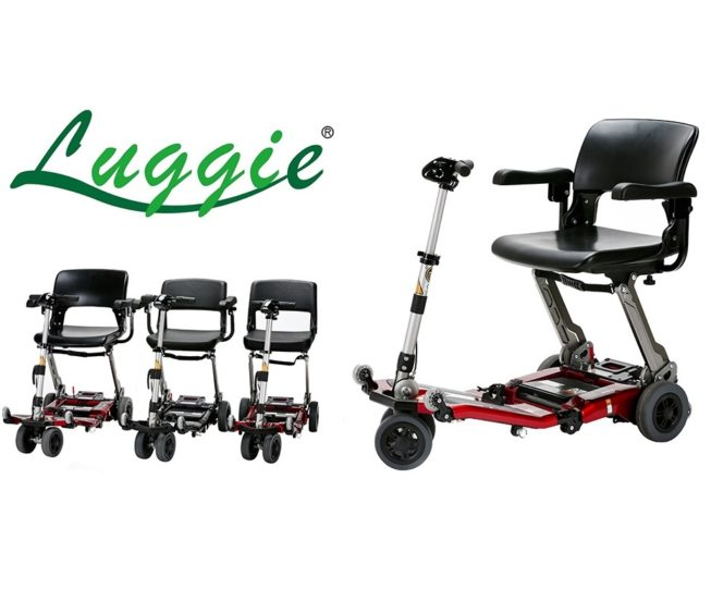 Luggie Super Mobility Scooter