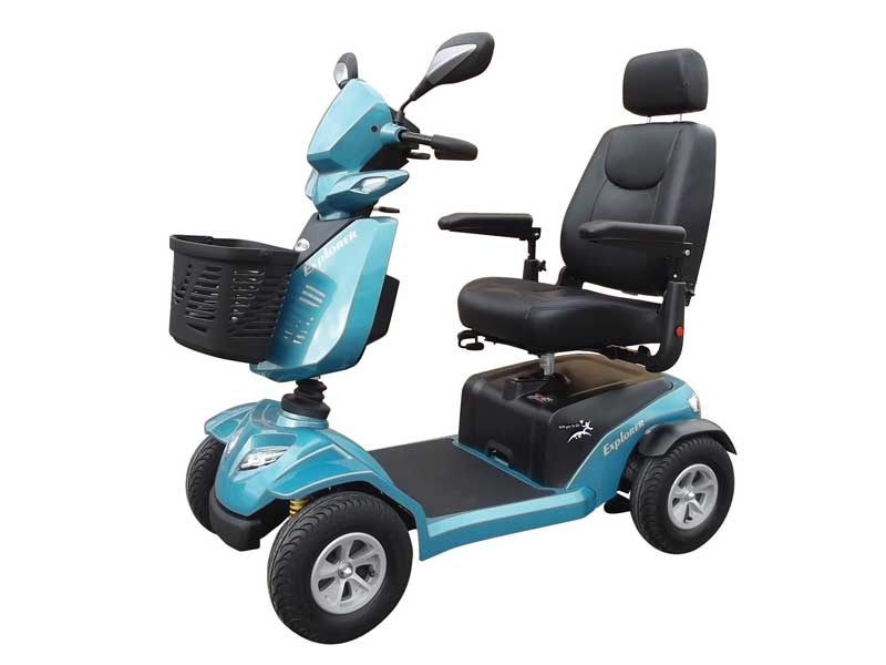 Merits Explorer S941 4 Wheel Scooter
