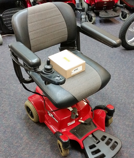 Used Pride Go-Chair
