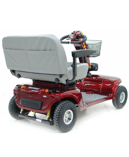 Shoprider 889D Wide Seat Mobility Scooter