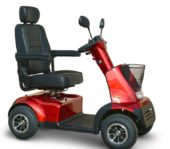 Afikim Breeze C / Afiscooter C - Red 4 Wheel Mobility Scooter