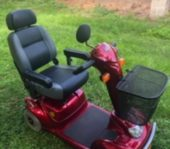 Pre-owned CTM HS-585 Mobility Scooter