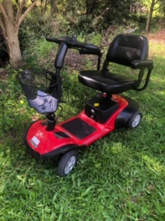 Pre-owned EquipMed Mobility Scooter