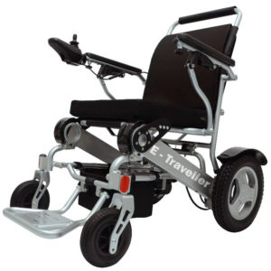 E-Traveller 180 Portable Powerchair