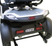 CTM 898 4 Wheel Mobility Scooter