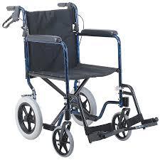 Merits L239 Manual Wheelchair