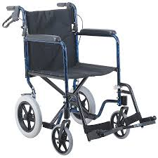 Merits  L239 Manual Wheelchair