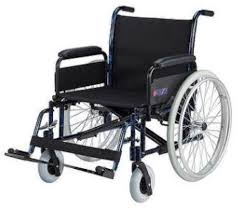 Merits L213 Lightweight Self Propelled Wheelchair