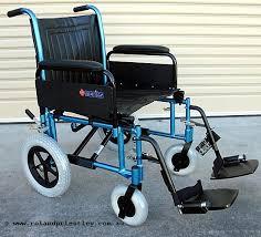 Merits L480-20 Manual Wheelchair