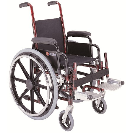 Merits N451 Manual Wheelchair