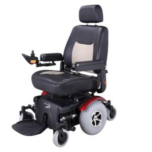 Merits Maverick 12 Powerchair