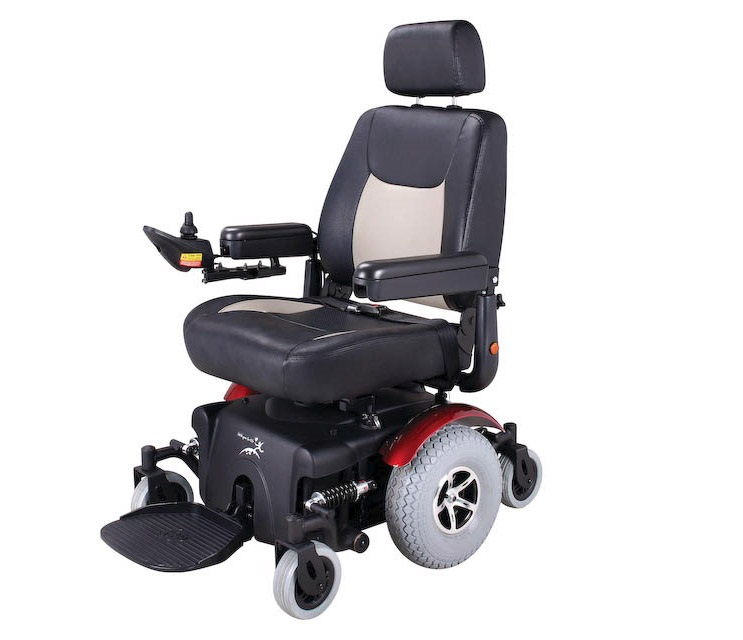 Merits Maverick 12 HD Powerchair