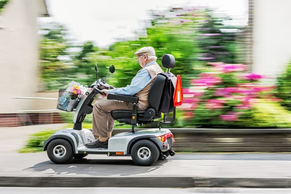 How To Register Your Mobility Scooter In Queensland