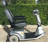 Second Hand CTM HS 570 3 Wheel Mobility Scooter