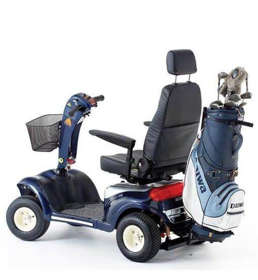 Shoprider Rocky Golf 4 Wheel Scooter