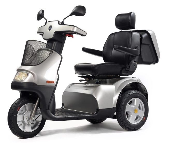 Afikim Breeze S / Afiscooter S (3 Wheel)