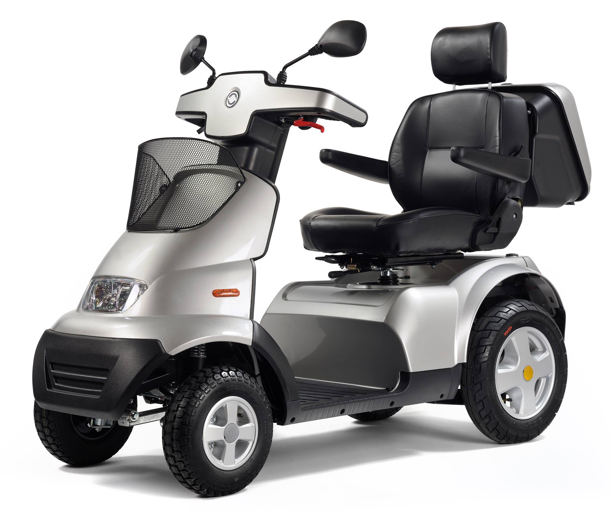 Afikim Breeze S4 Mobility Scooter